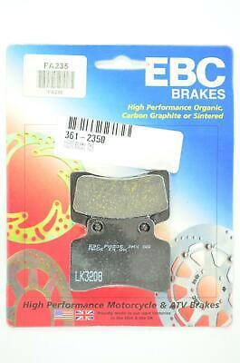 Standard Organic Brake Pads EBC FA235