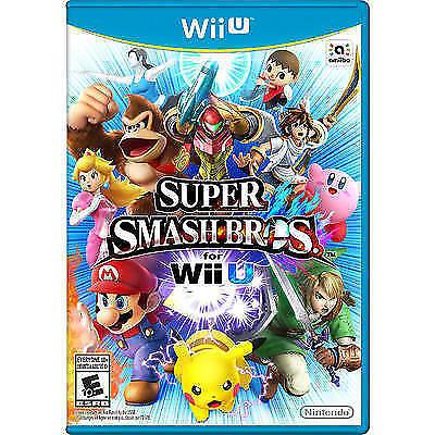Super Smash Bros. (Nintendo Wii U, 2014)