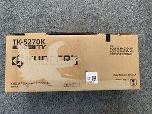 Neu Kyocera TK5270K TK-5270K Toner schwarz C