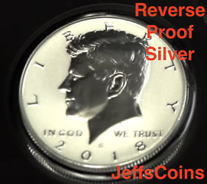 2014 S 2015 S Silver Proof Kennedy Half Dollar 2 Coin Lot Set