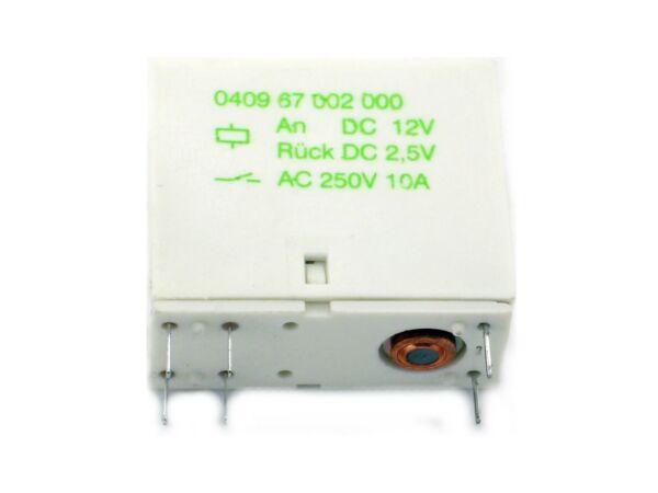 1x Bistabil-relais Eberle 0409 67 002 000,12v 2,5v 250v 10a (fermetures) 3r46 Les Produits Sont Disponibles Sans Restriction