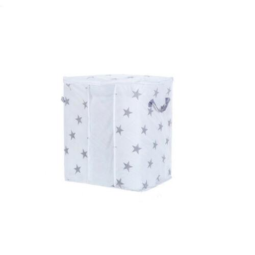 Foldable Storage Bag Clothes Blanket Quilt Closet Sweater Organizer Box Pouches//