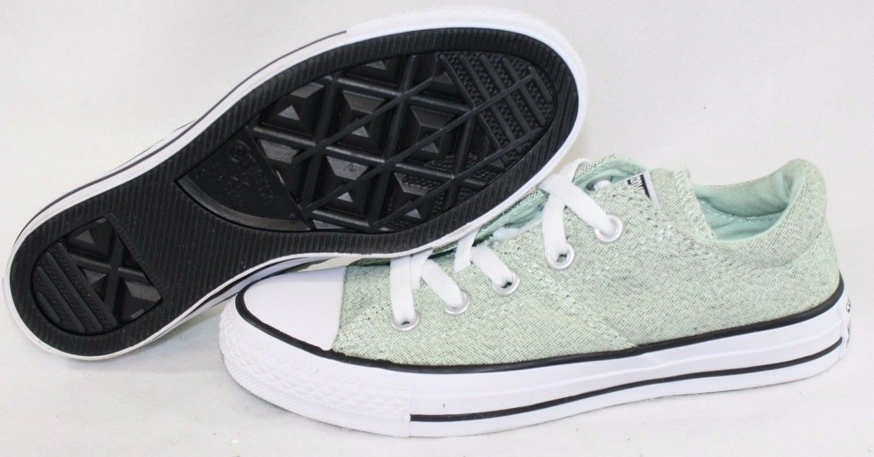NEW Womens CONVERSE All Star Madison Ox 549702F Mint Julep Sneakers Shoes