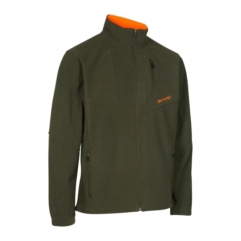 Deerhunter 5494  negro Wild II Fleece chaqueta  369-DH verde, talla M