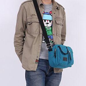 Canvas-Leather-Travel-Bag-Duffle-Tote-Bag-Carry-On-Shoulder-Handbag-Luggage