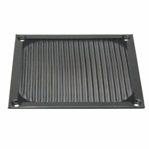1x-PC-Fan-Cooling-Dustproof-Dust-Filter-Case-Aluminum-Grill-Guard-120mmx120mm