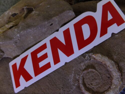 KENDA sticker decal bicycle race MTB ride bike