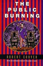 The Public Burning (Coover, Robert) by Coover, Robert