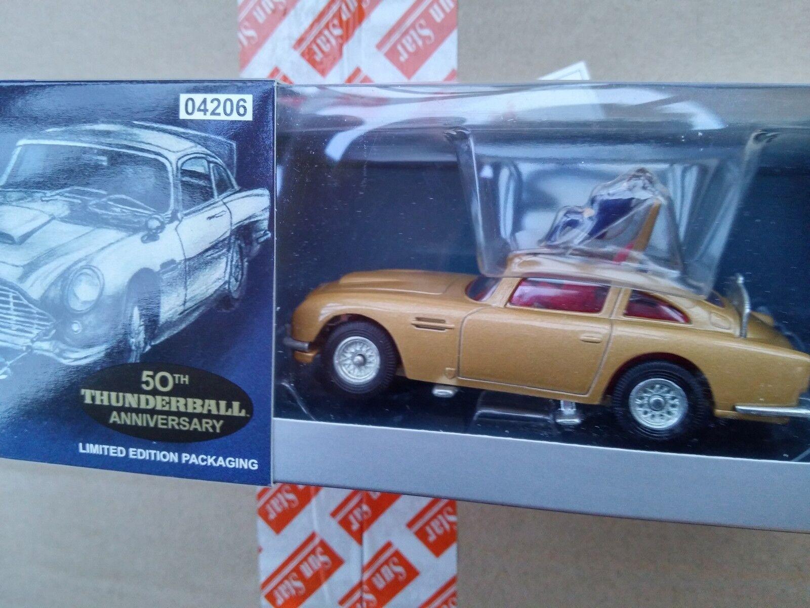 CORGI CORGI CORGI cc04206g & cc04206s ASTON MARTIN DB5 JAMES BOND 007 THUNDERBALL Pellicola SP 18 c58e11