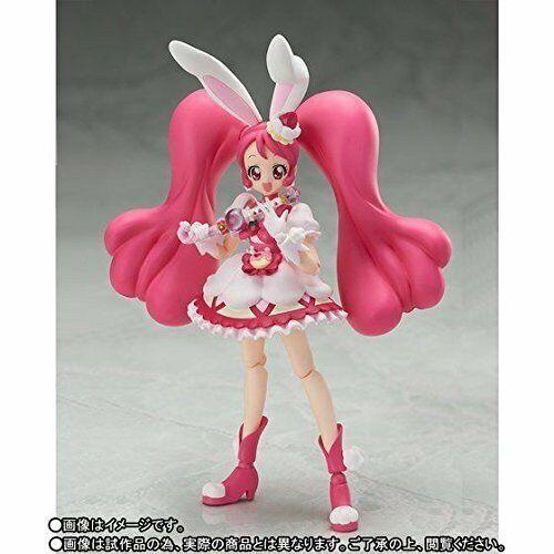 S.H. Figuarts Cure Whip  Paillettes Pretty Cure a la mode  (Soul Web Shop uniquement)