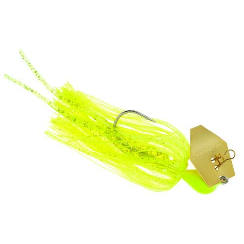 Z-Man       Chatter Bait    5//8 oz      Chartreuse
