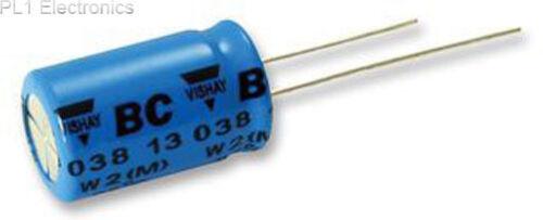 CAPACITOR RADIAL 63V VISHAY BC COMPONENTS MAL203858228E3 2.2UF Price For