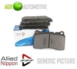 Peugeot 206 2.0 GTI Genuine Allied Nippon Rear Brake Pads Set