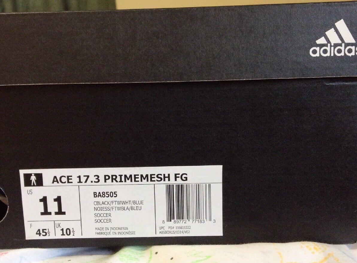 Adidas Ace 17.3 Primemesh Fg cleats