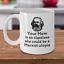 Funny-Sociology-mug-gift-Your-mom-so-classless-Marxist-utopia-Karl-Marx-cup thumbnail 3