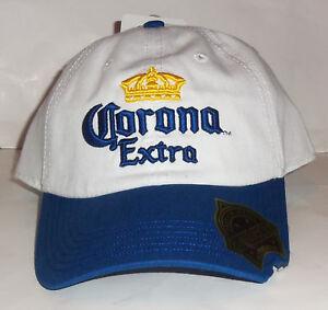 Image is loading NWT-Corona-Extra-AUTHENTIC-PREMIUM-SERIES-BASEBALL-HAT- 02296fb9b56