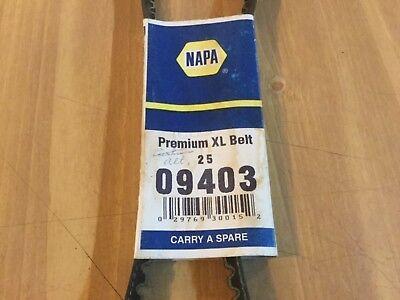 NAPA AUTOMOTIVE 25-7370 Replacement Belt