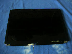 "Display Packard Bell 15-4"" LCD + scocche + cerniere + cavi ZAg5RaRz-08122553-398490058"