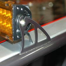 Weld On LED Light Bar Tab With Flat Base - Pair For Sandrail - Dune Buggy- Razor
