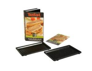 Tefal-Platten-XA800312-Roste-Panini-Snack-Time-Collection-Happiness-SW34-SW85