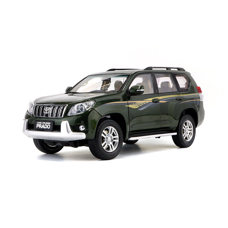 ORIGINAL MODEL,1 18 Toyota Land Cruiser Prado,LC150,GREEN