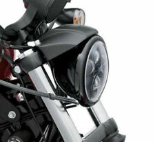 "5J5-01//B Bikers Choice 4.5/"" Replacement Gloss Black Trim Ring for Headlight"