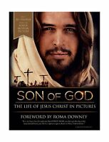 Son Of God: The Life Of Jesus Christ In Pictures Free Shipping