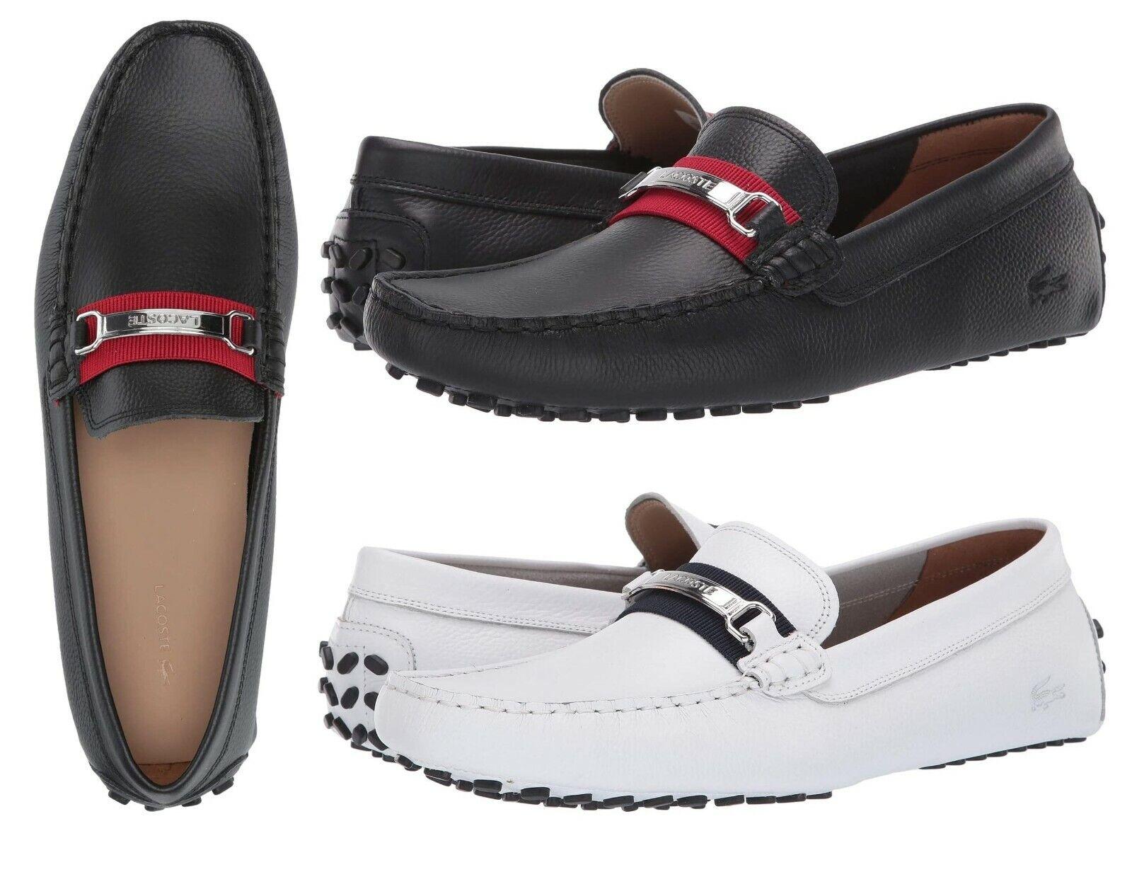 Lacoste Men's Shoes Concours 8 Tassle