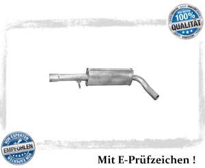 Mittelschalldaempfer-Audi-A3-1-8-92KW-Bj-96-03-Auspuff-Mitteltopf