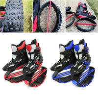 Outdoor Unisex Jumping Shoes Kangoo Fitness Jumps Bounce Shoes Kids Gift 2color
