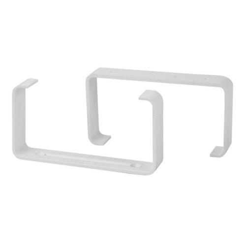 Flachkanalsystem Flachkanal Zuluft Abluftkanal Flachrohr Lüftungskanal 110x55mm