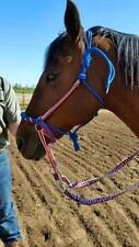 Horse Side Pull Bitless Bridle - Made To Order in your colors