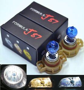 Halogen-PSX24W-2504-24W-5000K-White-Two-Bulbs-Fog-Light-Replace-Lamp-Upgrade-OE