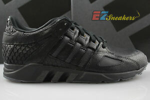 Adidas EQT Support ADV 91/16 (Core Black & Turbo) End