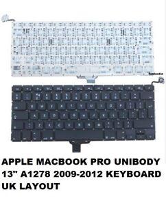 UK-keyboard-For-Macbook-Pro-13-034-Unibody-A1278-2009-2010-2011-2012-New