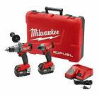 Milwaukee M18 Fuel 2-Tool Combo Kit - 2897-22