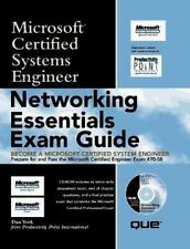 Networking Essentials Exam Guide: Microsoft Certified Systems Engineer-ExLibrary