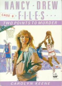 Two-Points-to-Murder-Nancy-Drew-Files-Carolyn-Keene