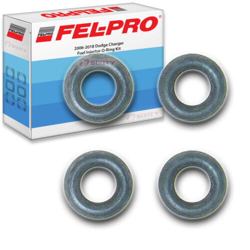 fz Fel-Pro Fuel Injector O-Ring Kit for 2006-2018 Dodge Charger FelPro
