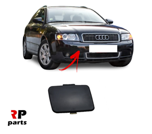 UPSM Front Bumper Wing Support Brackets Covers 1 Pair Left and Right Fit for Audi A4 B7 2005-2008 A4//S4//AVANT Quattro 8E0807283E 8E0807284E