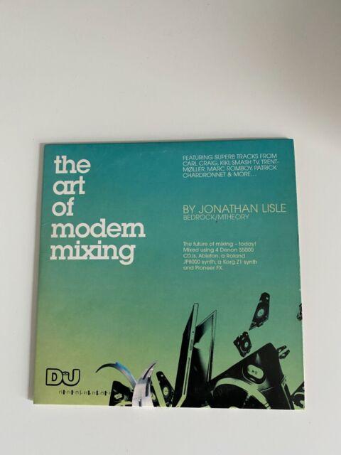 DJ Mag Pres. The Art of Modern Mixing (2006) Mixed by Jonathan Lisle (Bedrock)