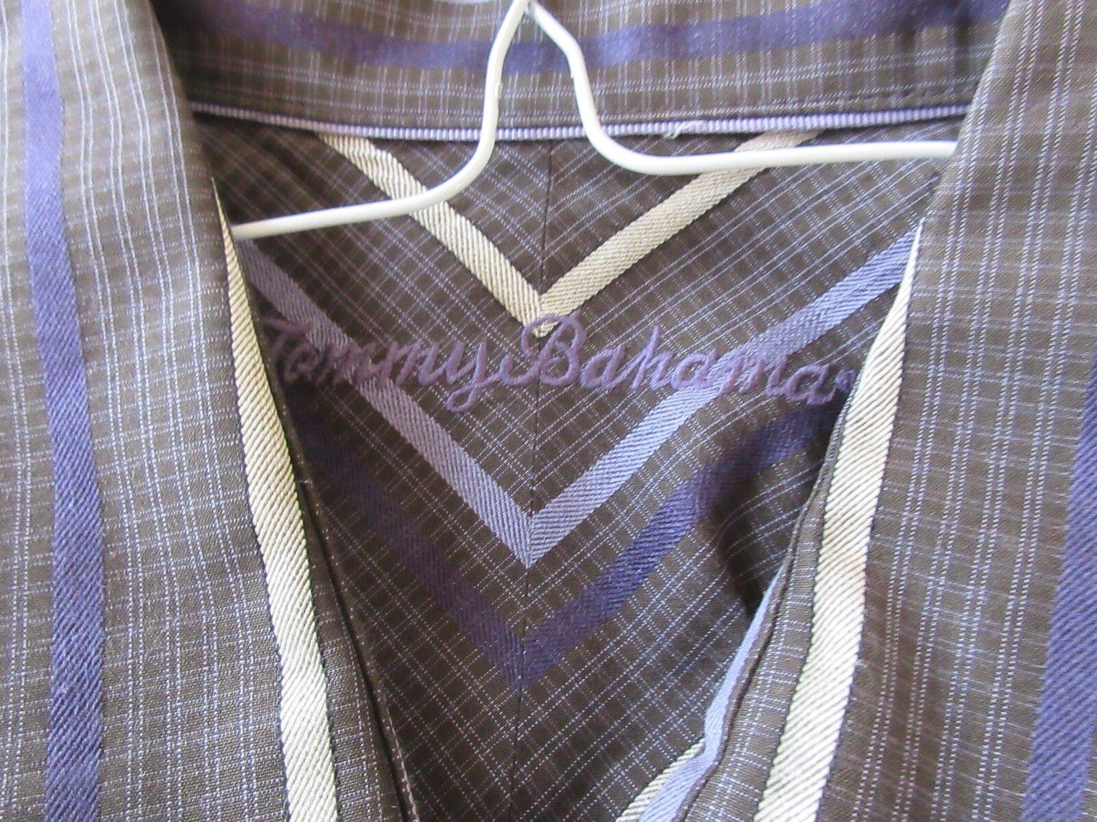 Tommy Bahama , Size XL/TG , Men's Long Sleeve Shirt , 1