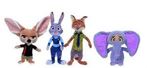 Image Is Loading Posh Paws Disney 039 S Zootropolis Small Plush
