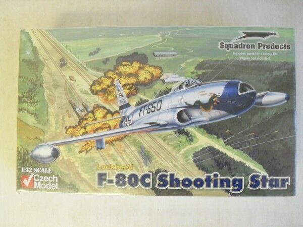 Czech Model 1 32 3202 F-80C SHOOTING STAR