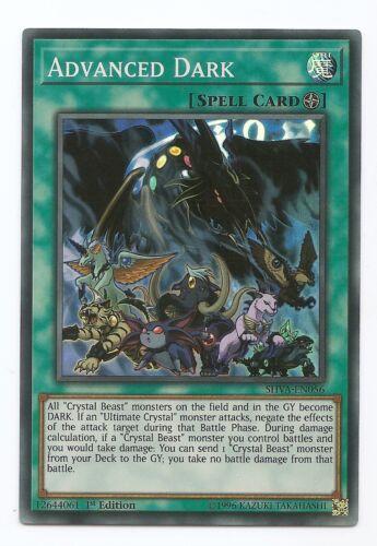 Advanced Dark SHVA-EN056 Super Rare Yu-Gi-Oh Card 1st Edition English New