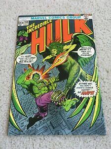 The-Incredible-Hulk-168-Vf-7-5-Alta-Calidad-Modok-Apuntar-la-Bruja-Betty-Ross