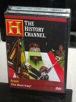 Iran: The Next Iraq? (dvd) History Channel Documentary Brand