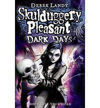 1 of 1 - Dark Days by Derek Landy (Paperback, 2010)-9780007325979-F065