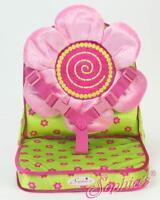 Folding Portable Flower Doll Seat Carrier 18 American Girl Dolls