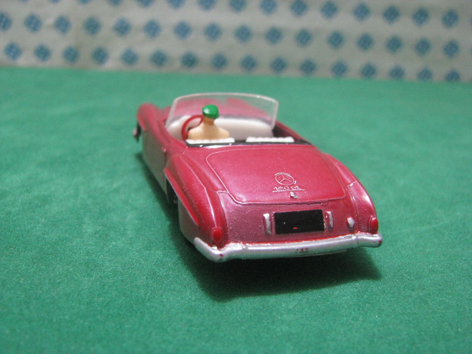 Vintage - Mercedes-Benz 190 Sl - 1 43 Solido Ref. Ref. Ref. 125 Série 100 bc1df5